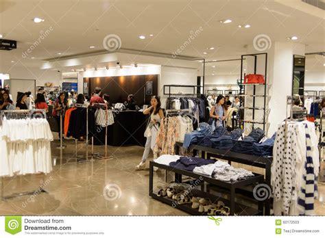 interior design zara zara store interior editorial stock photo image of