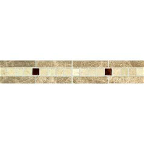 daltile decorative accents copper mystery 1 7 8 in
