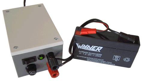 montaggio alimentatore pc carica batterie al piombo gel montaggio