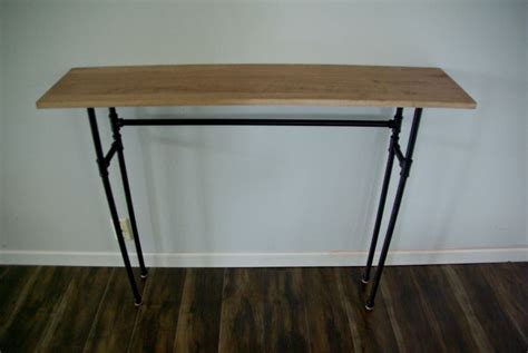 36 inch length desk tall console 36 inches extra tall console