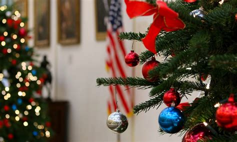 americans celebrate christmas with many traditions u s