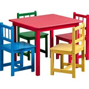 berman table and 4 chairs set walmart