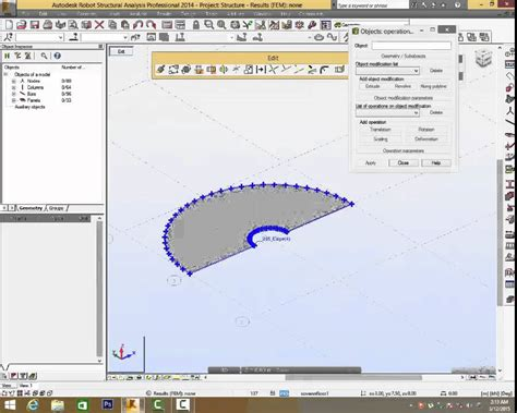 pattern a sketch in creo how to model spiral stair in autodesk robot structural