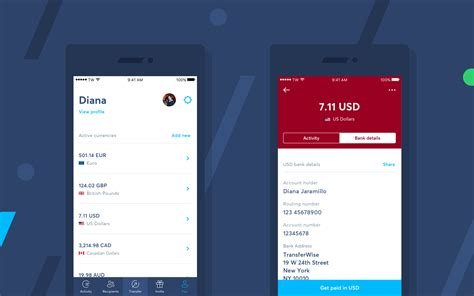 opening a bank account in a foreign country transferwise launches borderless bank account in canada