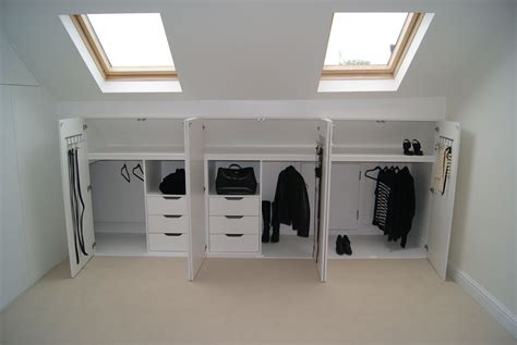 loft conversion walk in wardrobe inspiration on wardrobe solutions for loft conversion google search