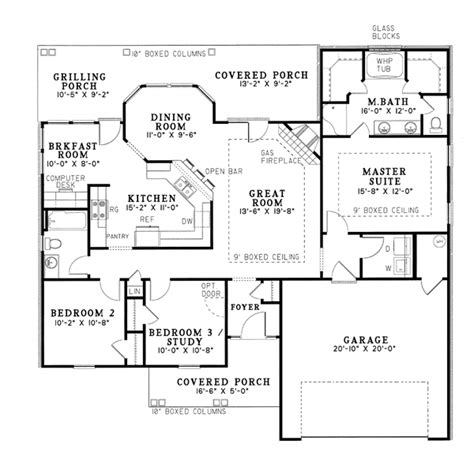 family home plan house plan 82026 at familyhomeplans com