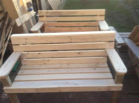 bench made with pallets diy fold able pallet bench picnic table