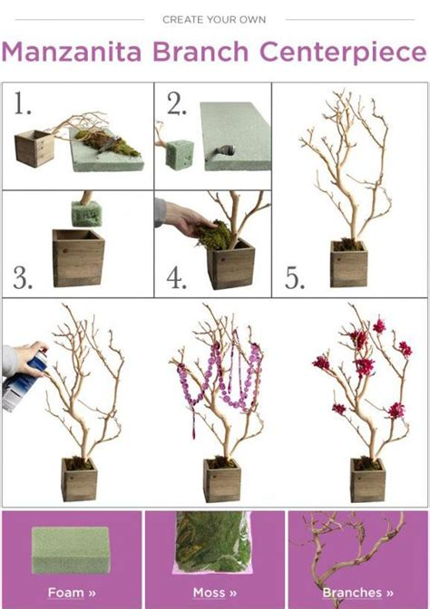 diy branch wedding centerpieces diy wedding branch centerpiece budget ideas