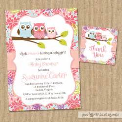baby shower invitations free owl baby shower invitations diy printable baby by poofyprints