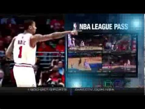 Directv Mba League Pass by Nba League Pass Offer On Directv
