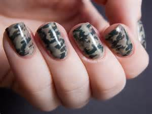 camouflage nails with the lcn urban expression box set