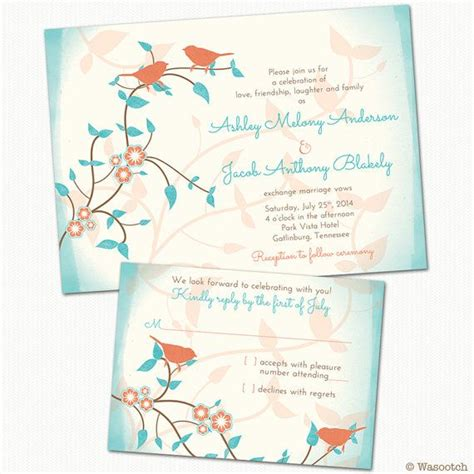 turquoise and wedding invitations 95 best images about blue and orange wedding colors on