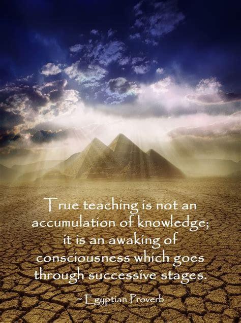 egyptian quotes egyptian proverbs proverb true namaste