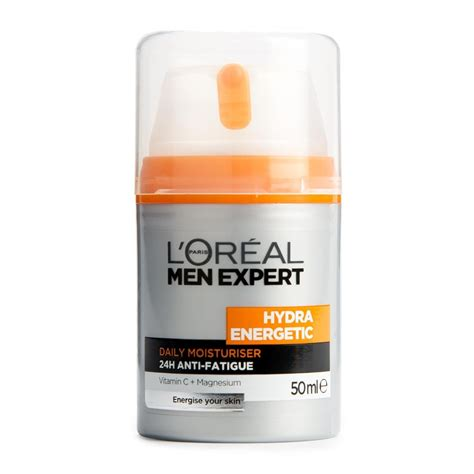 L Oreal S Expert l oreal expert hydra energetic daily moisturiser 50ml