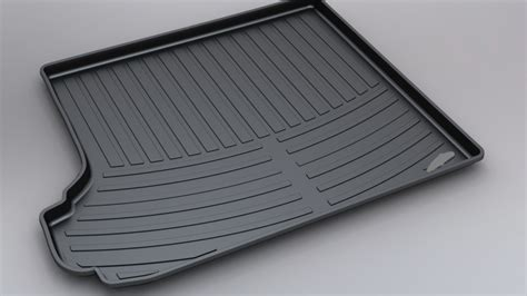 rubber boot mat for bmw x1 car cargo tray trunk mat boot liner for bmw x1 x3 x5 x6