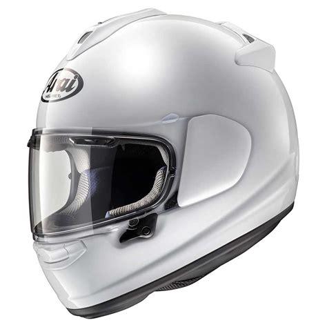 Helm Arai Profile Arai Chaser X Integral Road White Helmets Arai