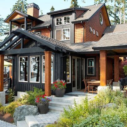 exterior house decorations 17 best ideas about dark gray houses on pinterest gray
