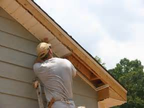 How To Put Cornice Up How To Install Soffit And Fascia Apps Directories
