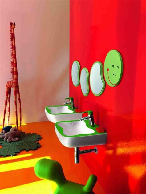 bright colored bathroom decor 25 kids bathroom decor ideas ultimate home ideas