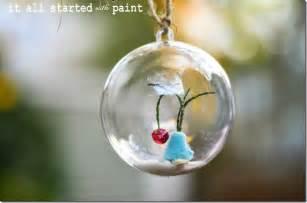 make glass christmas ornaments home decorating interior