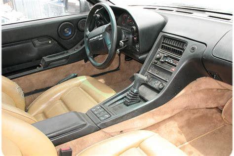 how things work cars 1991 porsche 928 interior lighting 1991 porsche 928 gt 810366 20th street auto