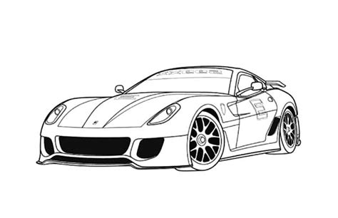 free coloring pictures of sports cars colouring pages cars sports cars coloring pages sports cars