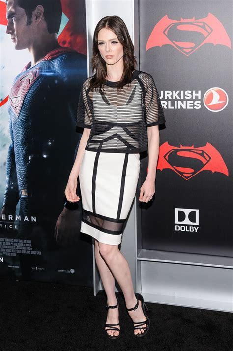 coco premiere coco rocha batman v superman dawn of justice premiere