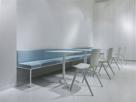 design house furniture davis ca a chair from davis furniture shown with modo bench and mez tables neocon 2015 pinterest