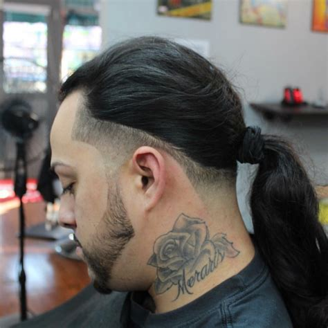 skin tight fade ponytail 40 best skin bald fade haircut what is it and how to
