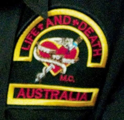 tattoo prices toowoomba toowoomba bikies hand in their patches chronicle