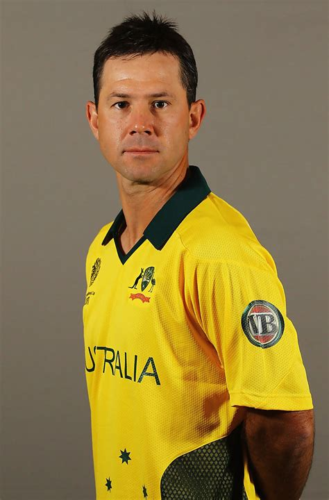 ricky ponting hair ricky ponting in 2011 icc world cup australia portrait
