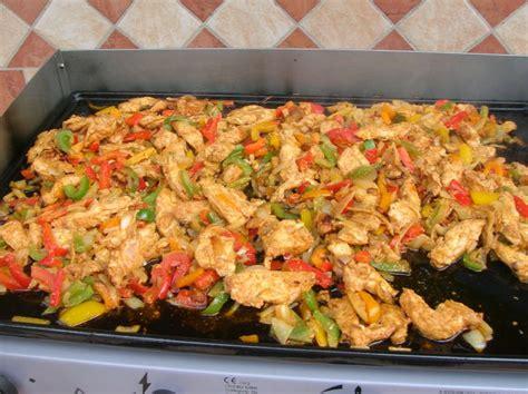 recette de cuisine a la plancha plancha poulet top plancha