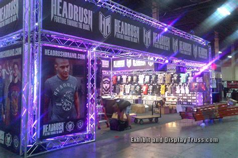 trade show display lights photo gallery of exhibition exhibits and display booths