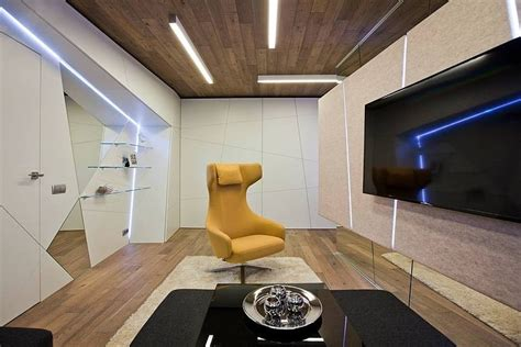 Tv Zimmer by Living Room By Geometrix Design Homeadore
