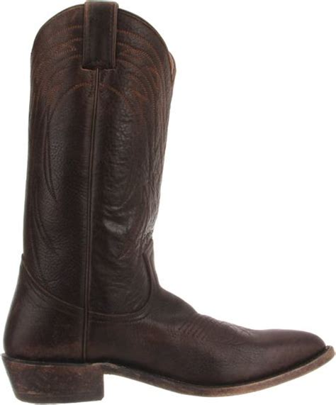 mens boots frye frye frye mens billy pullon western boot in brown for