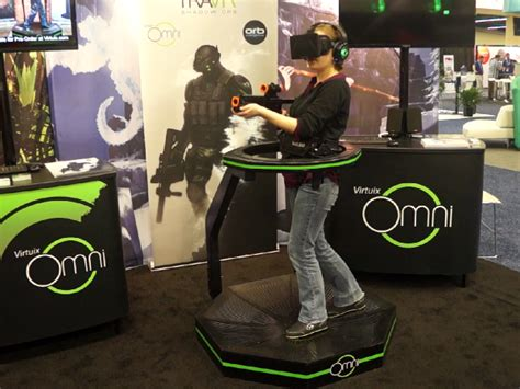 Omni Vr 5 cool reality gadgets and technologies that make vr more timewalk