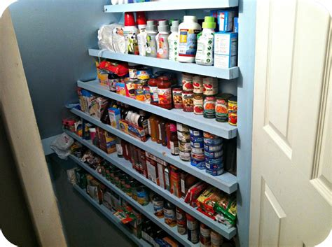 Pantry Food Recipes by I Found Happy Place Thanks To Glidden Paint
