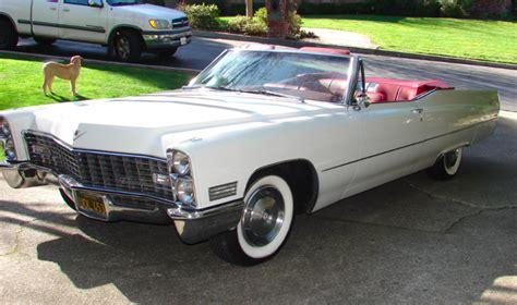 1967 Cadillac Eldorado Convertible For Sale by Black Plate 1967 Cadillac Convertible For Sale On