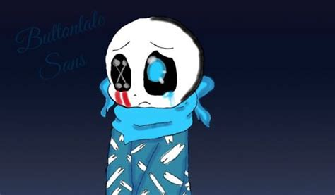 buttontale sans drawing by me undertale amino