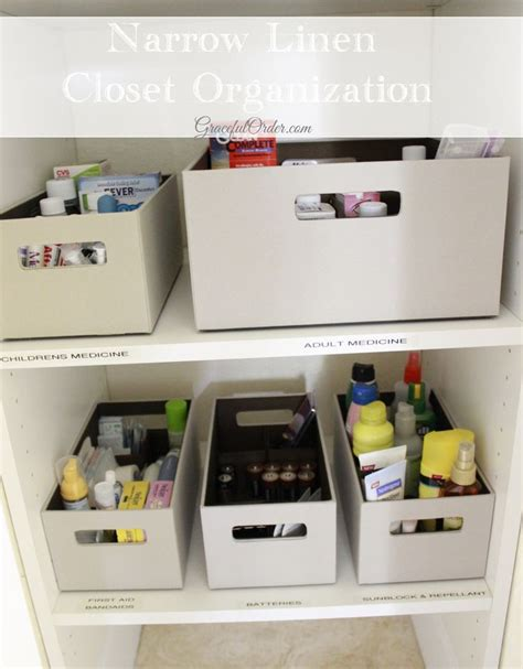 organizing bathroom closet bathroom closet organization home pinterest