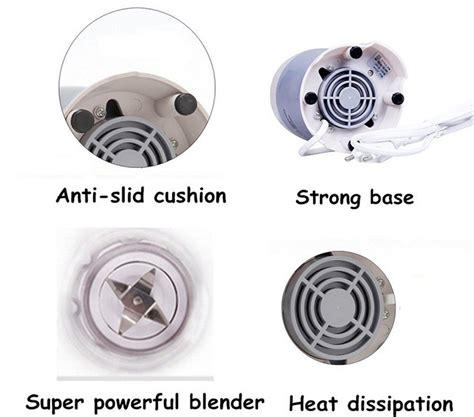 Blender Untuk Jus blender jus portable minum langsung dari botolnya harga