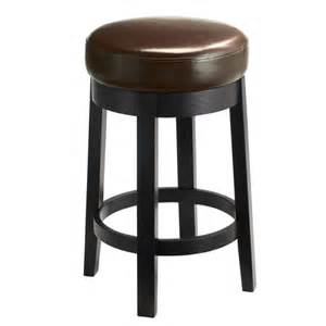 swivel leather bar stools cedric swivel counter stool brown buy faux leather counter stools