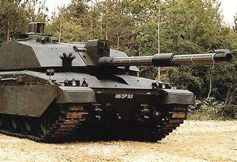 challenger 3 battle tank 8 army technology