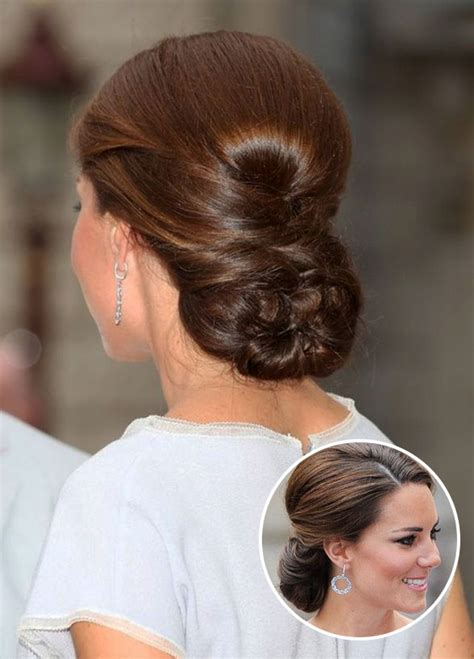 kate middleton wedding hair tutorial 12 celebrity hairstyles perfect for your wedding day