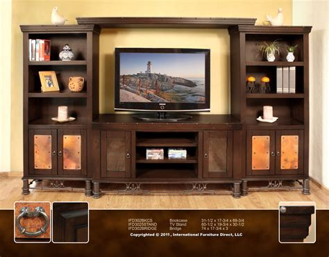 wall unit furniture artisan entertainment units valencia lodge laredo cordoba