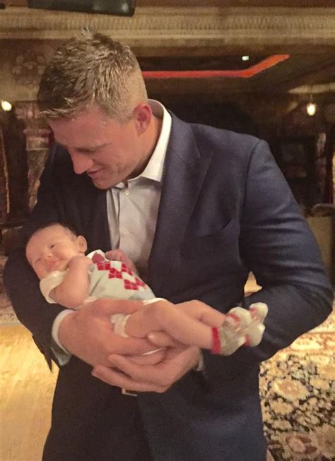 New New Baby For Watts by Jj Watt Our Vp Power Relations Holding Reliant S New Lil