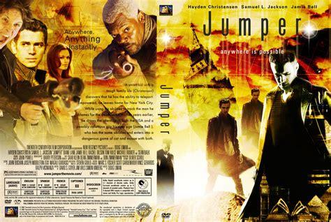 Jumper Custom 2 jumper dvd custom covers jumper cyberclown