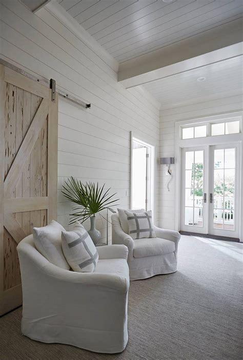 white wood wall bedroom walls shiplap paneled walls wood florida beach house with new coastal design ideas home