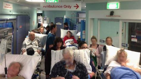 jamaica hospital emergency room hospital woes hit ambulance services