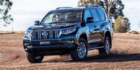 toyota v6 2018 toyota landcruiser prado revealed here in november